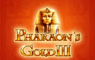 Слоты Pharaohs Gold III на деньги